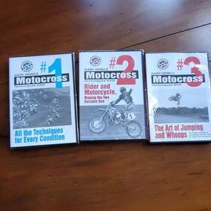 Gary Semics Motocross techniques DVD